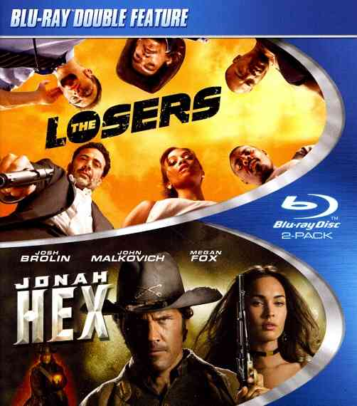 LOSERS/JONAH HEX BY ELBA,IDRIS (Blu-Ray)